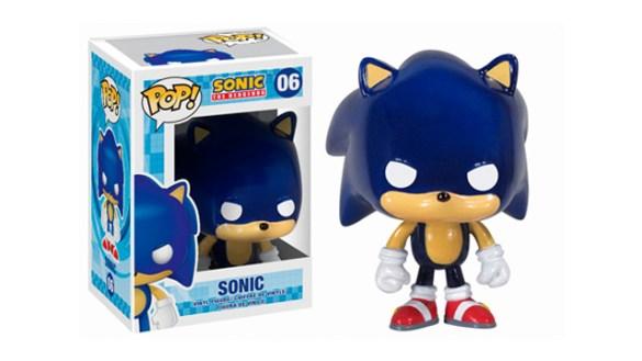 Merchandising de Sonic 5
