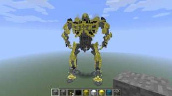 Minecraft Bumblebee