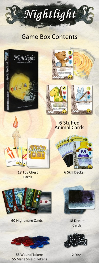 Nightlight Card Game