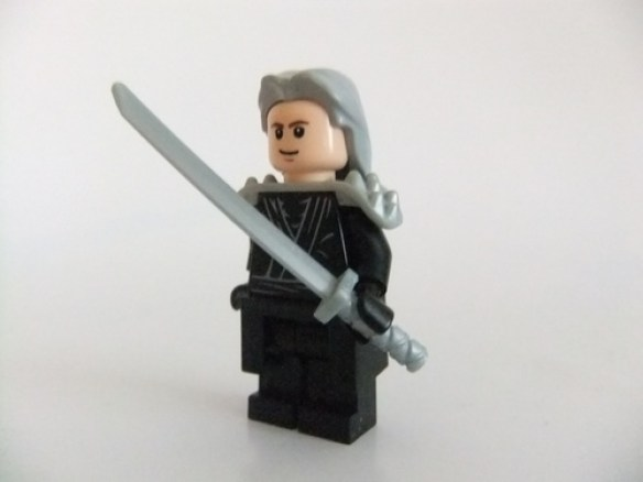 Sephiroth de Lego