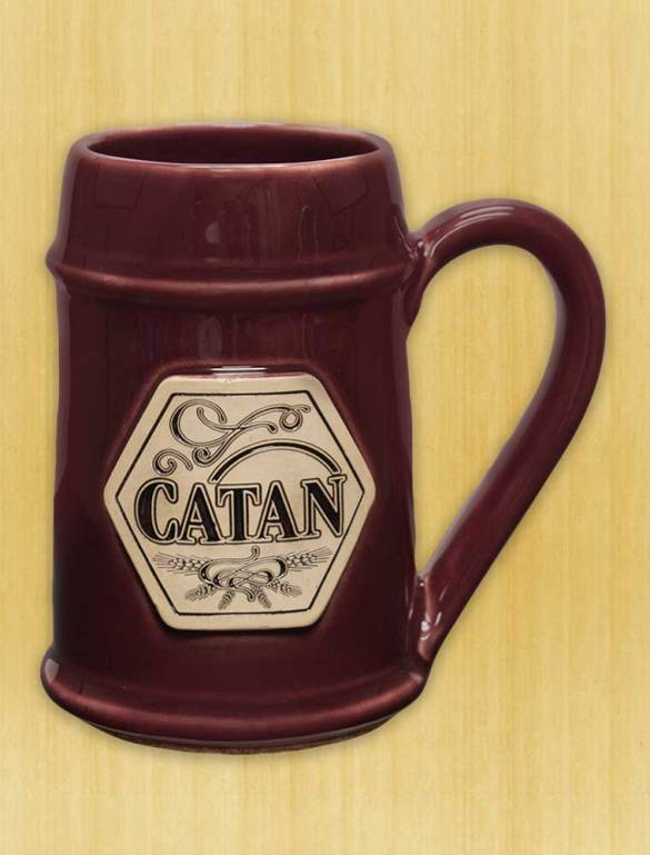 Taza Catan