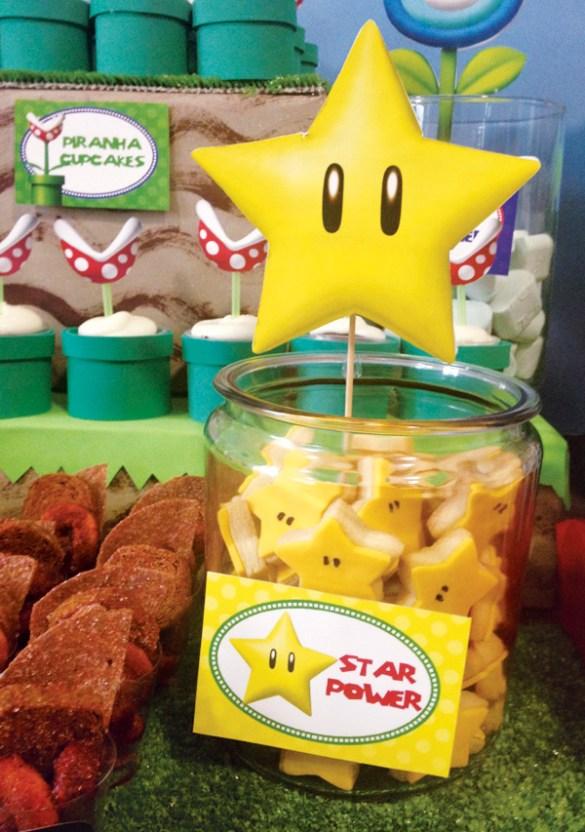 Caramelos Super Mario