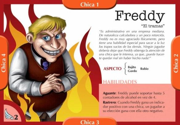 Freddy Sexy