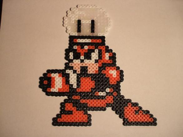 Hama Beads Brightman