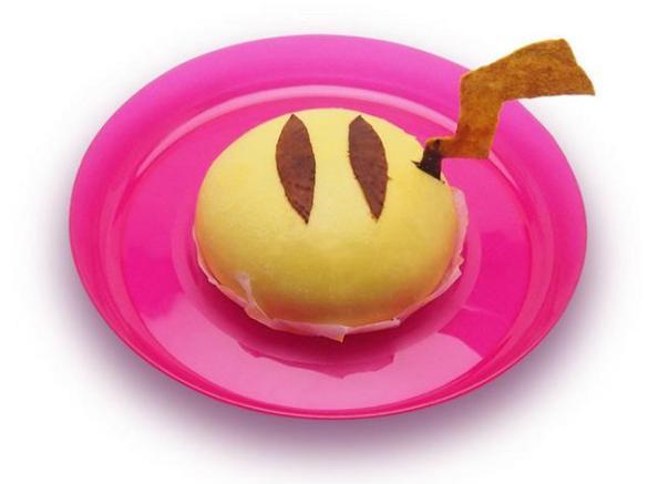Hamburguesa Pikachu