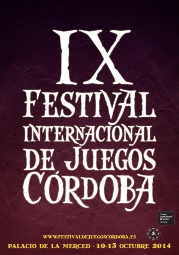 IX Festival Internacional de Juegos de Córdoba