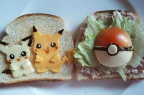 Sandwich Pokemon