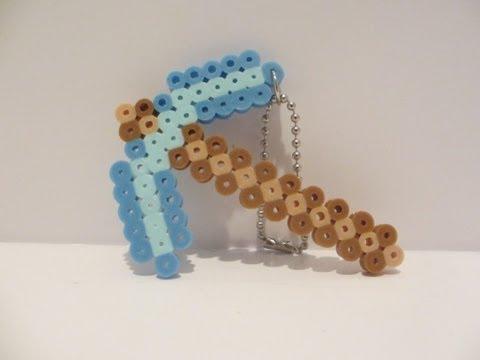 Hama Beads de Minecraft PICO