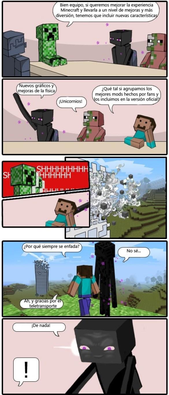 Humor Minecraft 3