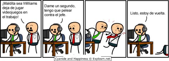 Humor Videojuegos 10