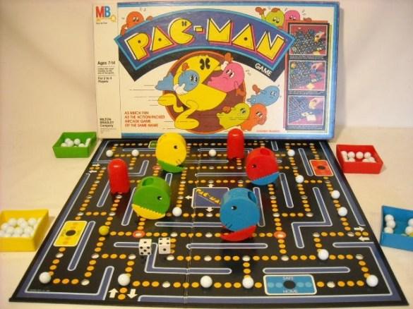 Juego de Mesa Pac-Man