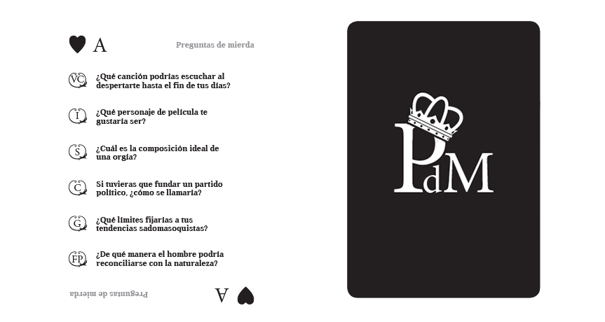 Preguntas de Mierda, el sueño de todo curioso, llega en forma de cartas