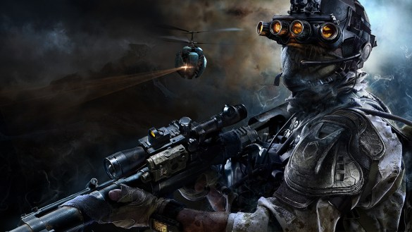 Sniperr Ghost Warrior 3