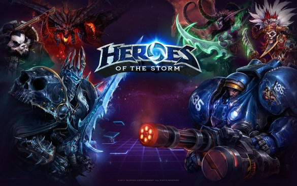 Heroes of the Storm