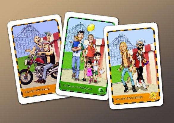 adrenalina new park juego