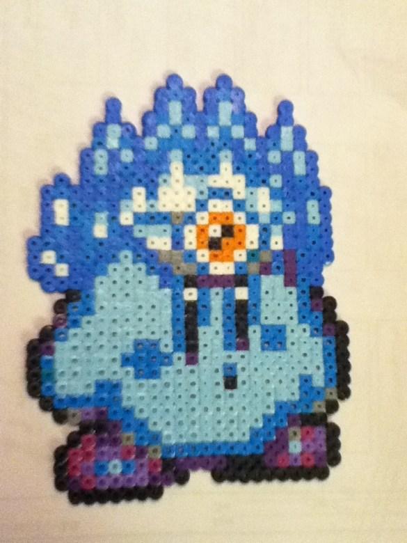 Kirby Hama Beads 1