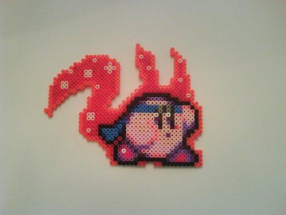 Kirby Hama Beads7