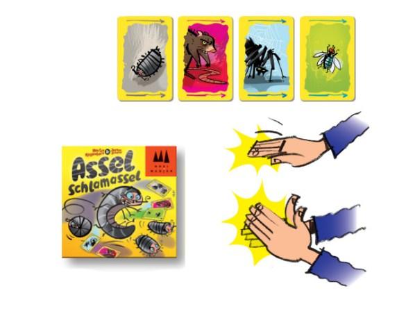 Coleccion de Bichos juego