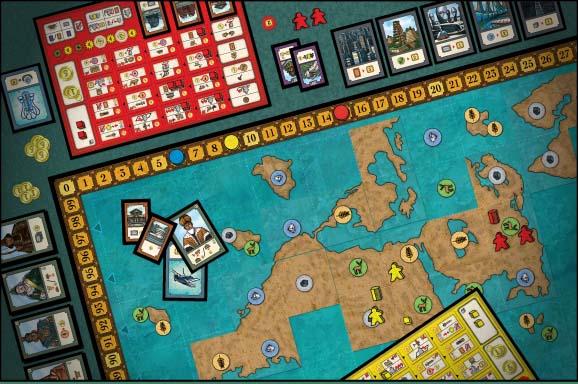 las edades de oro juego de mesa