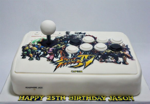 Tarta Street Fighter