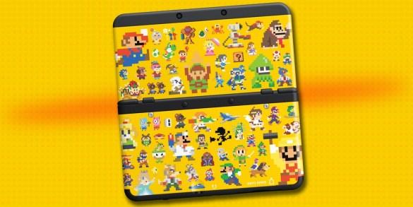 Carcasa Mario Maker