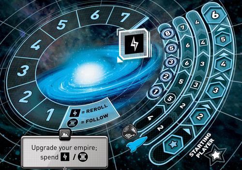 Ejemplo de tarjeta de Galaxia.