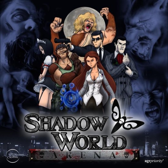Shadow World Arena