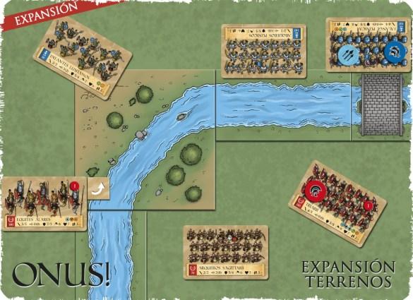 terrenos y fortalezas