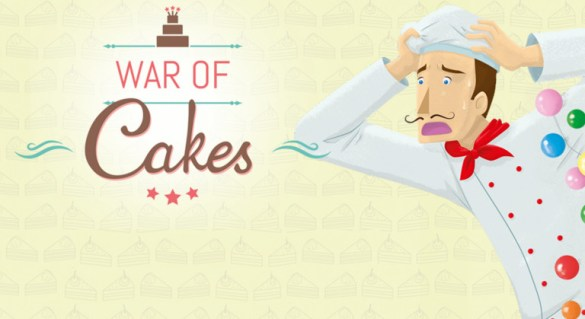 War of Cakes