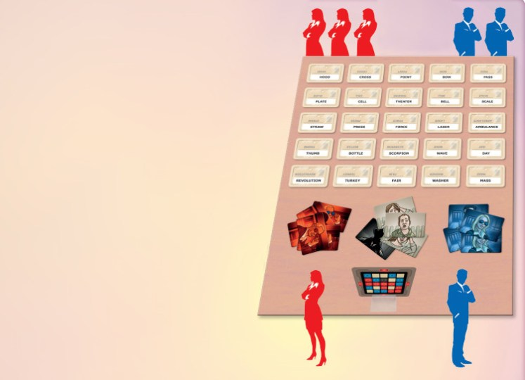 Codigo Secreto juego de mesa