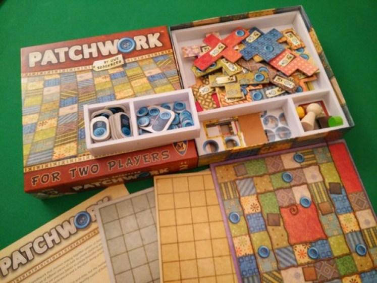 Patchwork juego