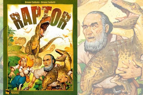 Raptor juego de mesa