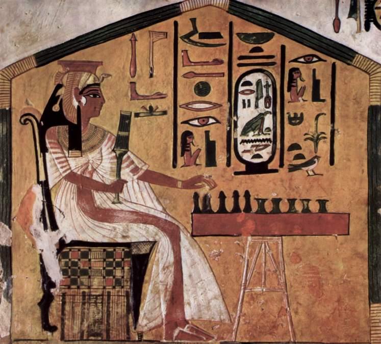 Senet-jeroglifico