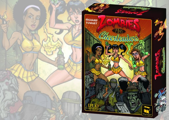 Zombies vs Cheeleaders