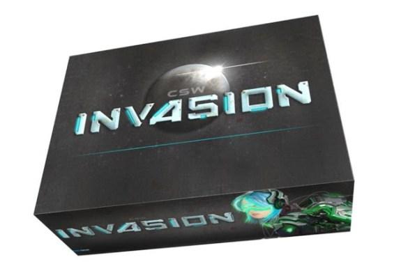 CSW Invasion