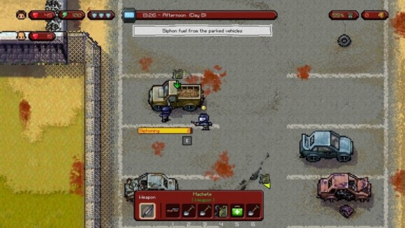 The Escapists The Walking Dead Prision