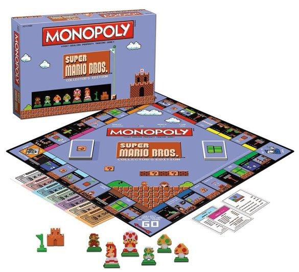 Monopoly Super Mario Bros