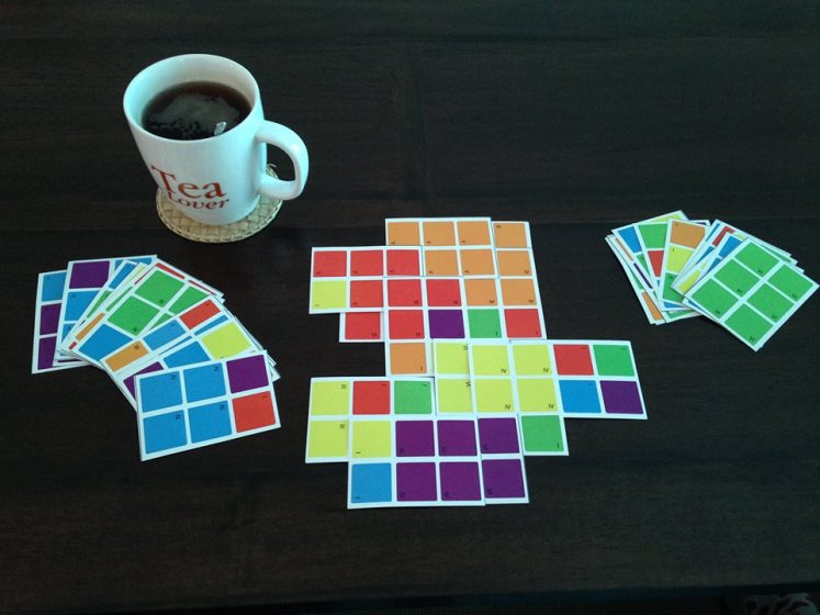 memm cards juego