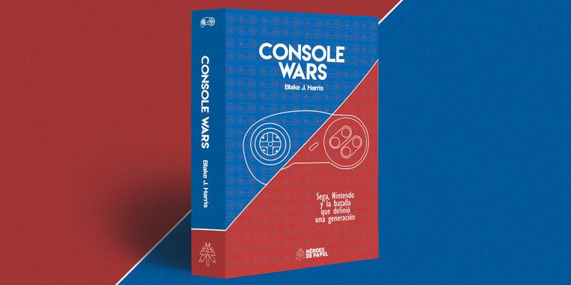 Console Wars: la batalla entre Sega y Nintendo en castellano