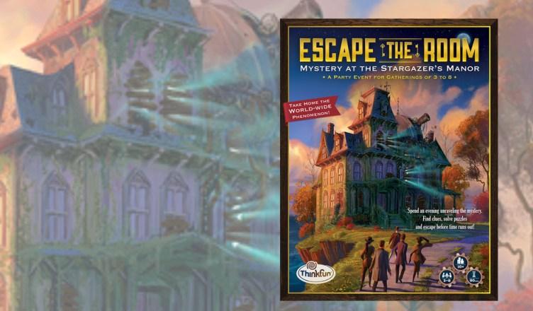 Escape The Room Mercurio