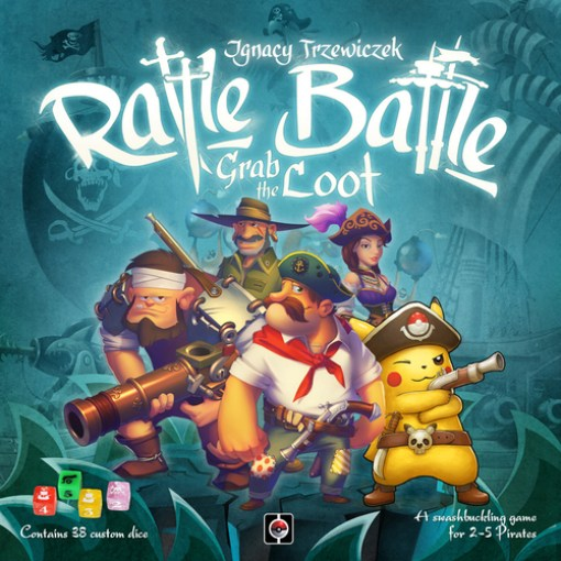 Rattle Battle Pokemon