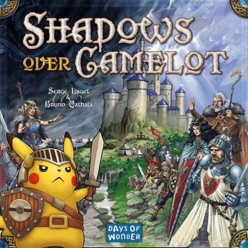 Shadows Over Camelot Pokemon