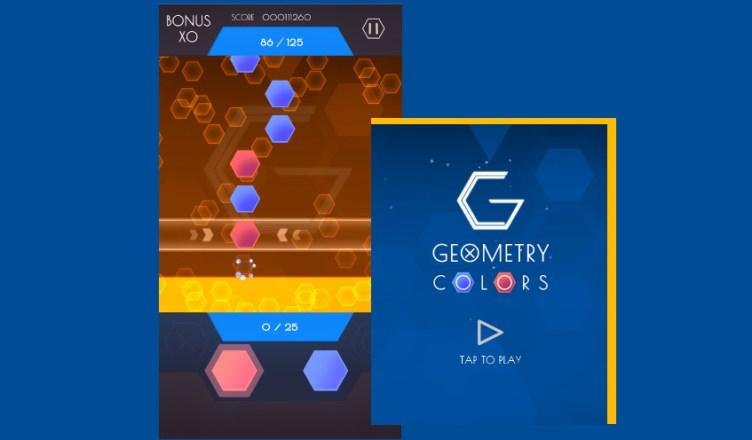 geometry colors