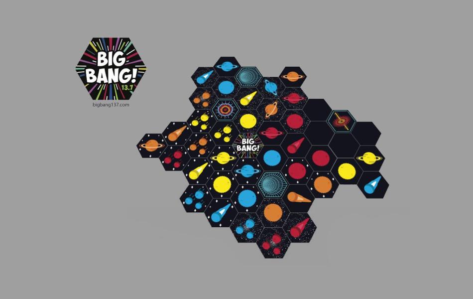 Big Bang 13.7 comienza su campaña de búsqueda de financiación