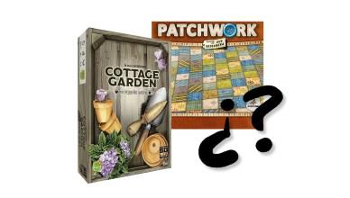 Cottage Garden Patchwork
