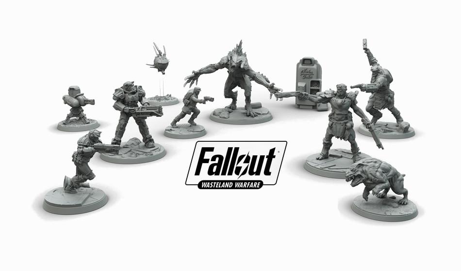 El juego de mesa de Fallout, listo para noviembre