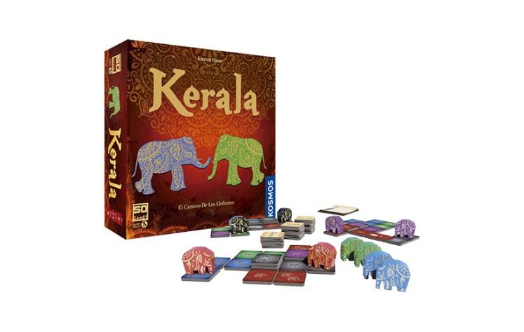 Kerala juego de mesa