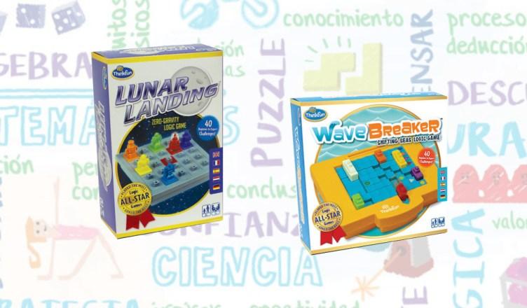 Lunar Landing y WaveBreaker
