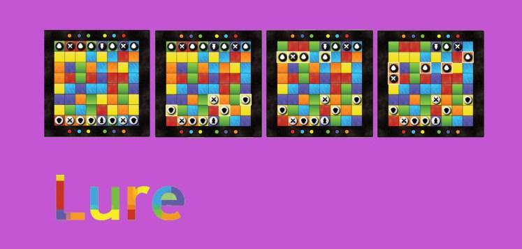Colour Chess + Lure