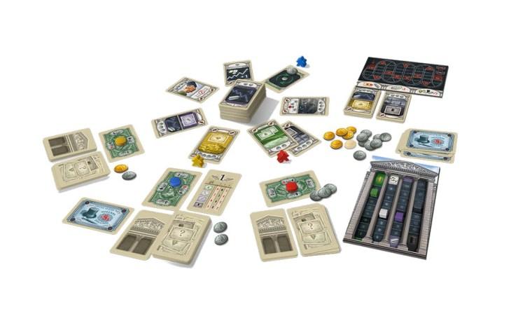 1920 Wall Street juego